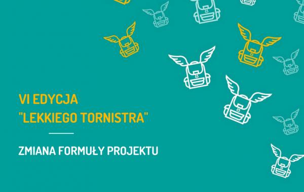 "Zmiana formuły projektu ""Lekki Tornister"""