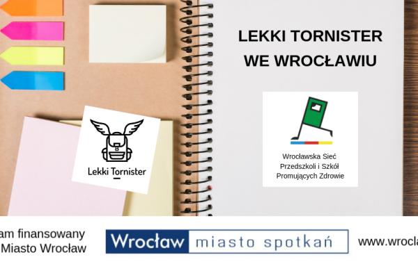 Lekki Tornister we Wrocławiu